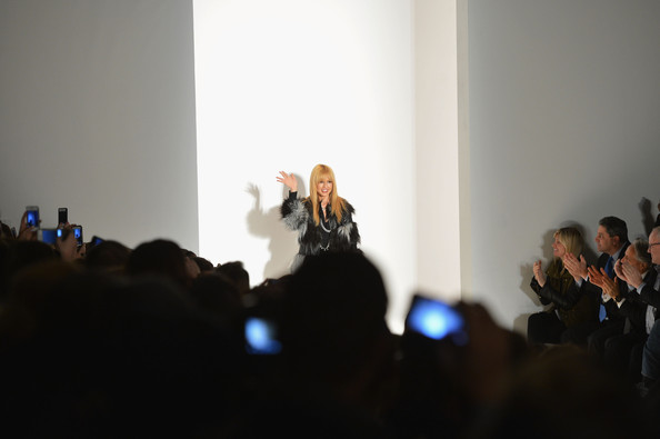 Rachel Zoe - Front Row - Fall 2013 Mercedes-Benz Fashion Week