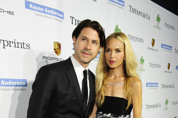 Rachel Zoe Rodger Berman The 2014 Baby2Baby Gala, Presented By Tiffany & Co - Red Carpet