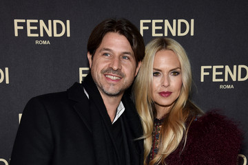 Rachel Zoe Rodger Berman FENDI Celebrates The Opening Of The New York Flagship Store - Cocktails
