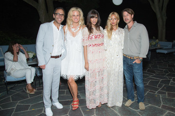 Rachel Zoe Roger Berman Ashley and Jeff McDermott Host An Intimate Party For EBTH.com (Everything But The House)