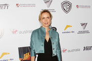 Radha Mitchell Cropped Jacket