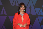 Rashida Jones Cutout Dress