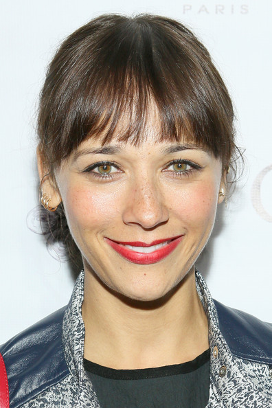 Rashida Jones Ponytail