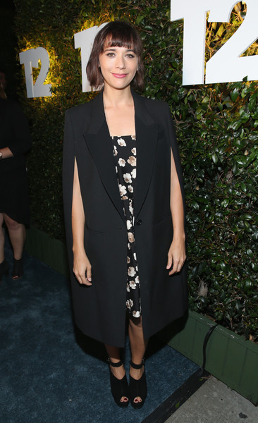 Rashida Jones Cape