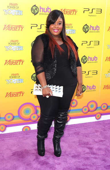 Raven Goodwin Over the Knee Boots