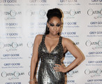 Raven-Symone Evening Dress
