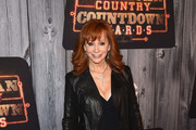 Reba McEntire Leather Jacket