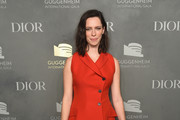 Rebecca Hall Leather Clutch