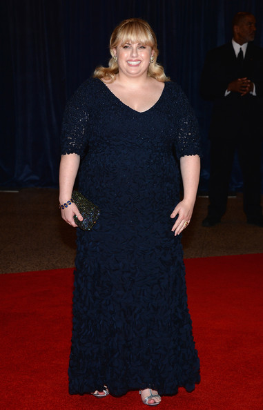 Rebel Wilson Evening Dress