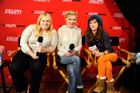 The Variety Studio at the 2012 Sundance Film Festival - Day 3 - 2012 Park City