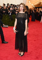 Sofia Coppola's Marc Jacobs LBD at the Met Gala had a charming flapper feel.