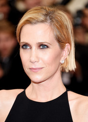 Kristen Wiig kept it super simple with this short straight cut at the 2014 Met Gala.