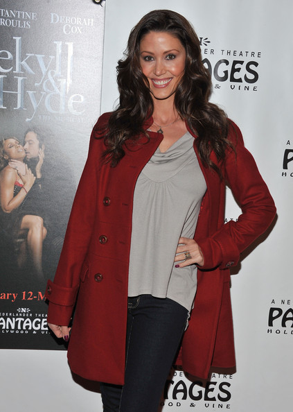 More Pics of Shannon Elizabeth Pea Coat (1 of 4) - Shannon Elizabeth Lookbook - StyleBistro