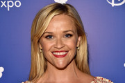 Reese Witherspoon Long Straight Cut with Bangs