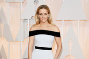 Reese Witherspoon Off-the-Shoulder Dress