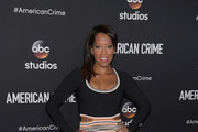 Regina King Cutout Dress