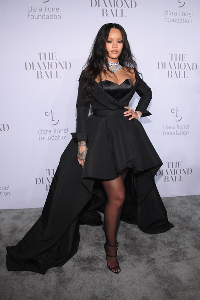 Look of the Day: September 15th, Rihanna