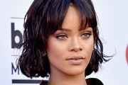 Rihanna Short Wavy Cut