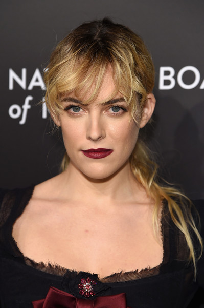 Riley Keough Ponytail