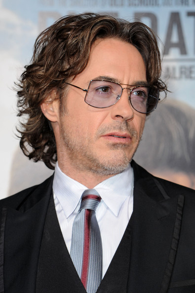 rock n roll hairstyles : Pics of Robert Downey Jr. Short Wavy Cut (85 of 85) - Short Hairstyles ...