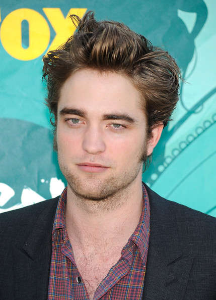 Robert Pattinson Hair