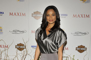 Rochelle Aytes Long Wavy Cut