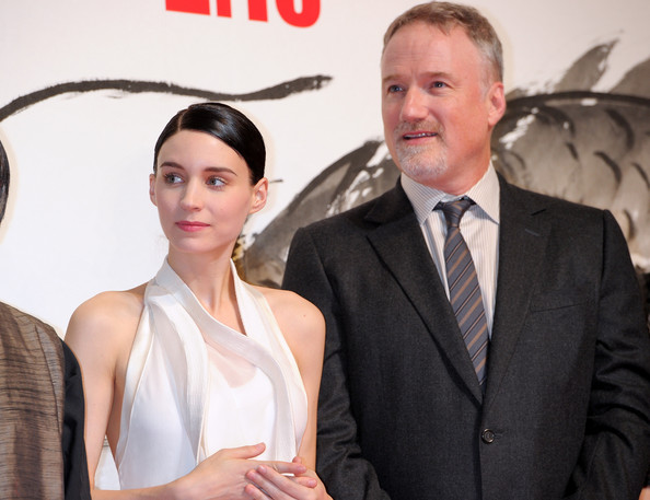 'The Girl with the Dragon Tattoo' Japan Premiere