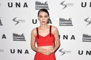 Rooney Mara Long Skirt