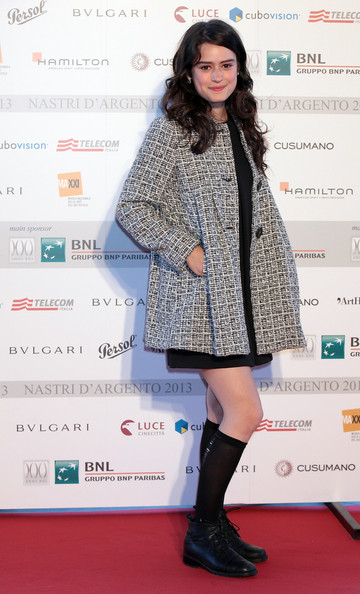 Rosabell Laurenti Seller Tweed Coat
