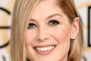 Rosamund Pike Asymmetrical Cut