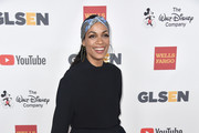 Rosario Dawson Crop Top