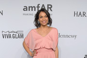 Rosario Dawson Evening Dress