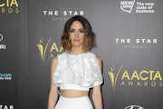 Rose Byrne Crop Top