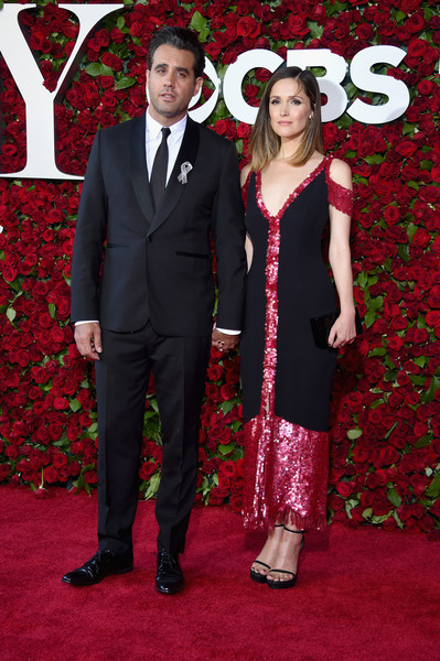 Rose Byrne Sequin Dress