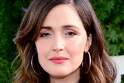 Rose Byrne Gold Hoops