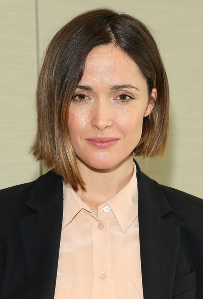 Rose Byrne Graduated Bob [united nations 2014 womens entrepreneurship day,united nations,hair,face,hairstyle,eyebrow,chin,forehead,layered hair,official,white-collar worker,long hair,new york city,rose byrne]