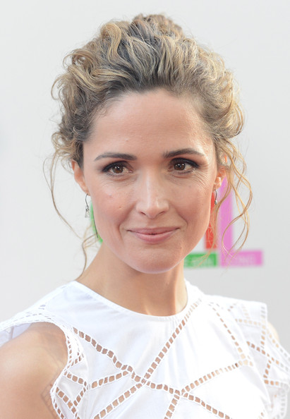 Rose Byrne French Twist