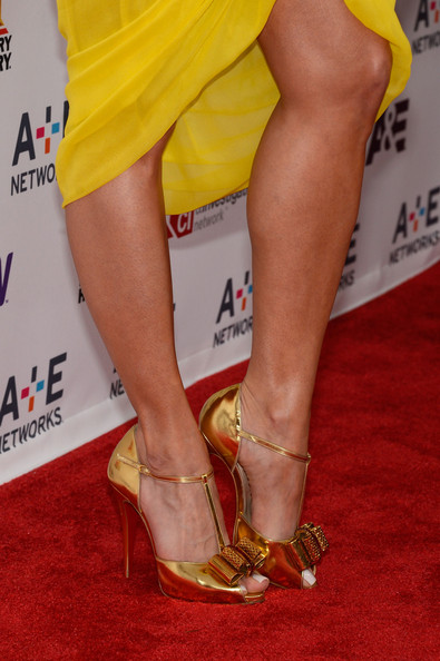 Roselyn Sanchez Evening Pumps