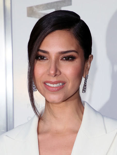 Roselyn Sanchez Ponytail