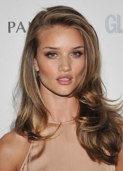 rosie huntington whiteley hair color. Rosie Huntington-Whiteley Hair
