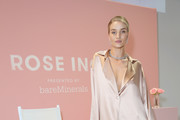 Rosie Huntington-Whiteley Loose Blouse