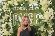 Rosie Huntington-Whiteley One-Shoulder Top
