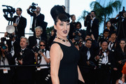 Rossy De Palma Evening Dress
