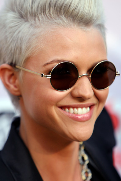 Ruby Rose Round Sunglasses Ruby Rose Sunglasses Looks