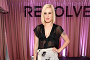 Rumer Willis Long Skirt