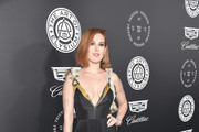 Rumer Willis Satin Clutch
