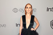 Rumer Willis Velvet Clutch
