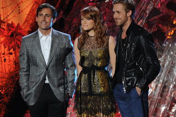Ryan Gosling Emma Stone 2011 MTV Movie Awards - Show