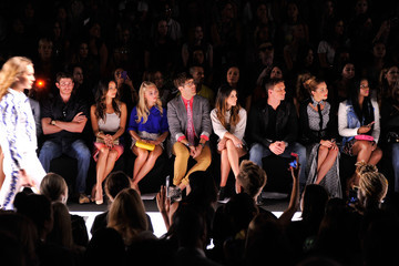 Ryan Lochte Lauren Conrad Rebecca Minkoff - Front Row - Spring 2013 Mercedes-Benz Fashion Week