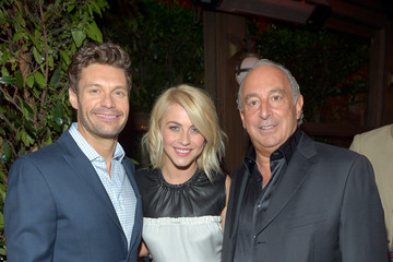 Ryan Seacrest Julianne Hough Topshop Topman LA Opening Party At Cecconi's - Inside